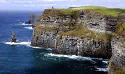The Awesome Cliffs of Moher